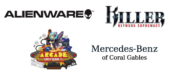 sponsorship logos for the art of video games
