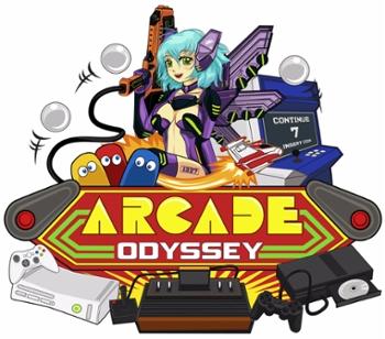 Arcade Odyssey logo