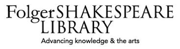 folgers library logo